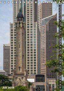 Viola, M: CHICAGO Der Stadtkern (Tischkalender 2015 DIN A5 h