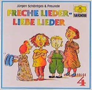 Freche Lieder, Liebe Lieder 4. CD