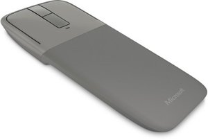 Microsoft ARC Touch Bluetooth Mouse, grau-silber