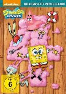 SpongeBob Schwammkopf - Die komplette Season 4