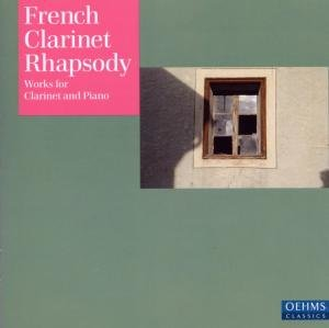 French Clarinet Rhapsody
