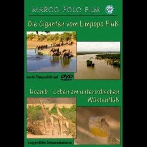 Giganten vom Limpopo Fluß/Hoanib-Leben am unterird