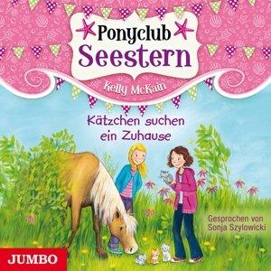 Ponyclub Seestern 2-Kätzchen Suchen Ein Zuhause