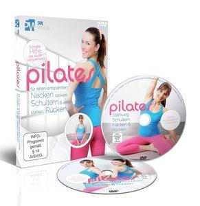 Pilates - für einen entspannten Nacken, lockere Schultern & eine