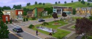 Die Sims 3 - Stadt-Accessoires