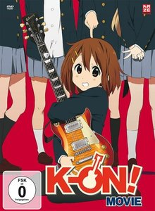 K-On! - The Movie - DVD