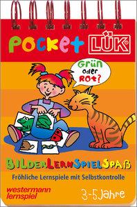 Pocket Lük. BilderLernSpielSpaß