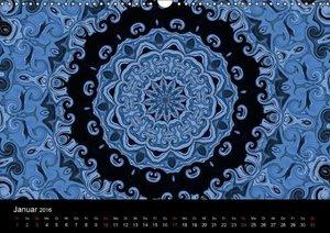 Mandala Power 2016 (Wandkalender 2016 DIN A3 quer)