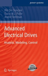 Advanced Electrical Drives
