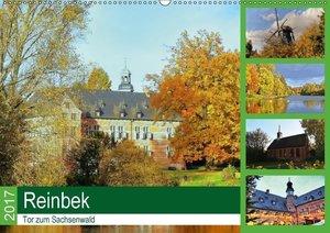 Reinbek, Tor zum Sachsenwald (Wandkalender 2017 DIN A2 quer)