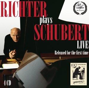 Richter spielt Schubert Sonaten