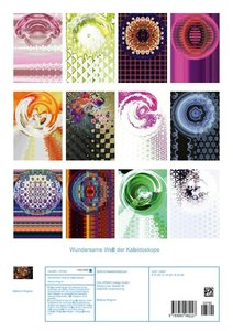 Wundersame Welt der Kaleidoskope (Posterbuch DIN A3 hoch)