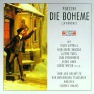 La Boheme (Ga,Deutsch)