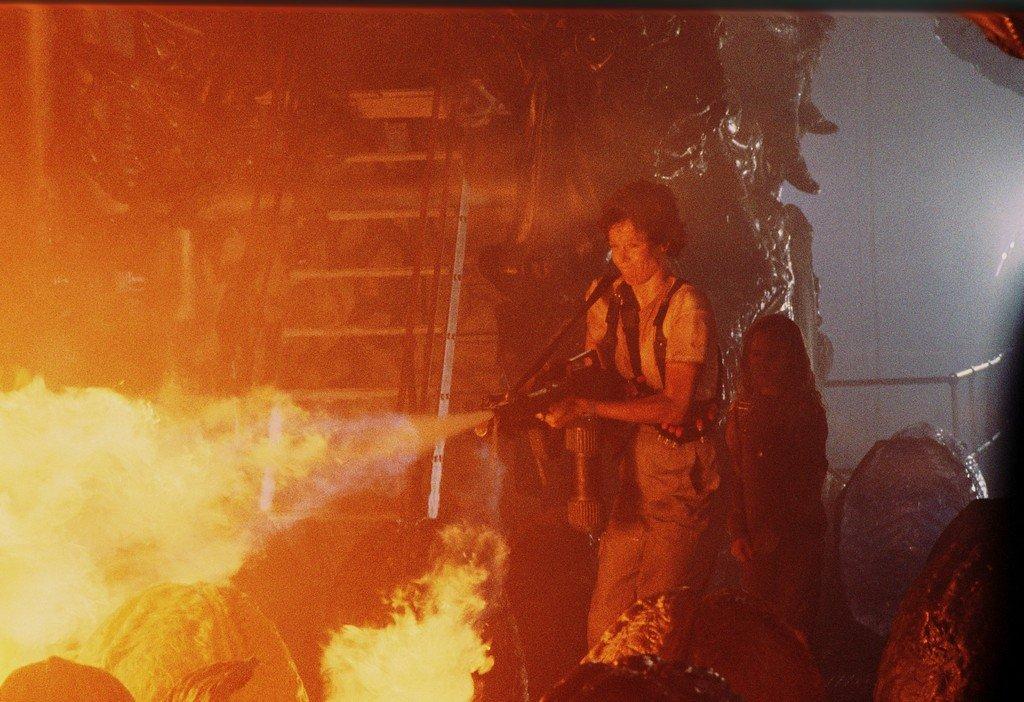Aliens - Die Rückkehr - zum Schließen ins Bild klicken