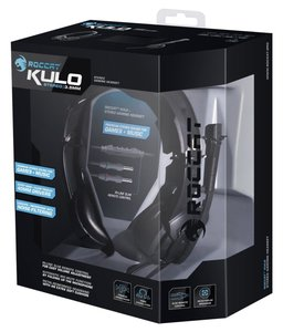 ROCCAT Kulo - Stereo Gaming Headset (3,5 mm Klinkenstecker)