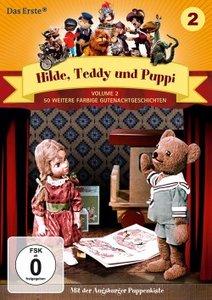 Hilde, Teddy und Puppi