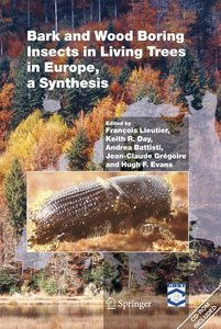 Bark and Wood Boring Insects in Living Trees in Europe, a Synthe