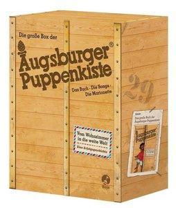 Die große Box der Augsburger Puppenkiste