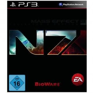 Mass Effect 3 N7 Collectors-Edition