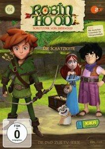 Robin Hood - Schlitzohr von Sherwood 01. Die Schatzkiste