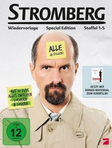 Stromberg-Box 1-5 (Special-Edition)