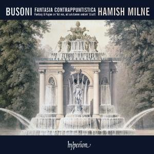 Fantasia Contrappuntistica/Fantasie & Fuge