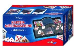 Karten-Mischmaschine elektrisch