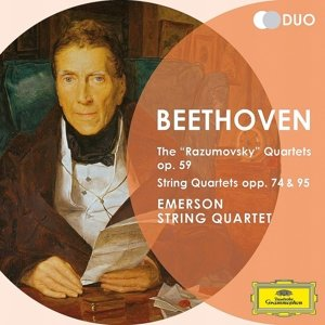 Rasumowsky Quartette+op.74 & 95
