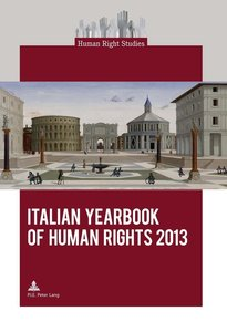 Italian Yearbook of Human Rights 2013