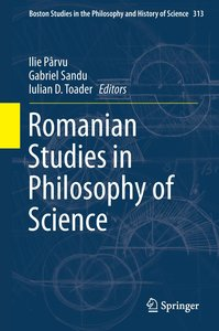Romanian Studies in Philosophy of Science