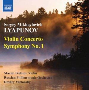 Violinkonzert/Sinfonie 1