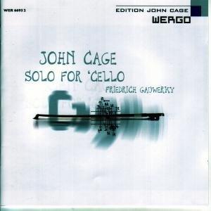 Solo for Cello...