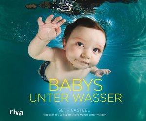 Babys unter Wasser