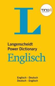 Langenscheidt Power Dictionary Englisch TING
