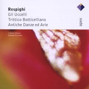 Birds/Trittico Botticelliano