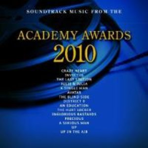 Soundtrack Music From the Academy Awards,2010