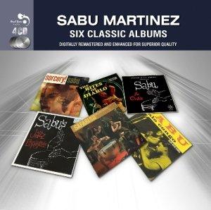 Martinez, S: 6 Classic Albums