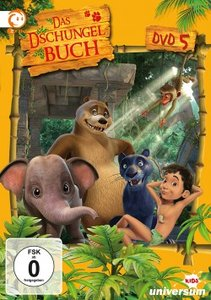 Das Dschungelbuch DVD 5