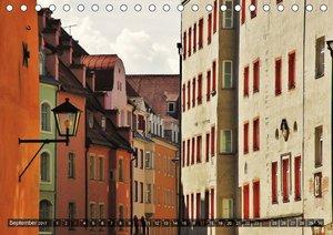Die Farben von Regensburg