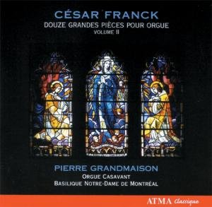 Franck: Twelve Pieces for Organ,vol.2