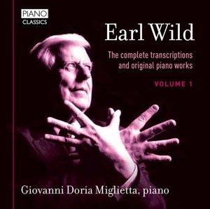 Transcriptions And Original Piano Works Vol.1