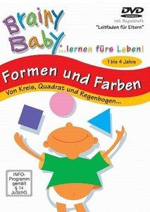 Brainy Baby - Formen und Farben