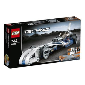 LEGO 42033 - Technic: Action Raketenauto