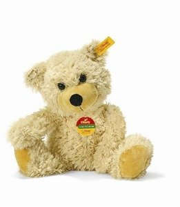 Steiff 012808 - Charly Schlenker-Teddybär, beige, 30cm