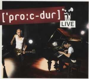 'pro:c-dur LIVE
