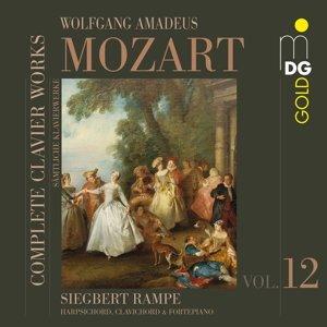 Sämtliche Klavierwerke Vol.12