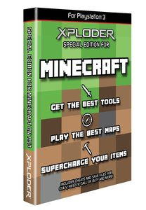 Xploder - Special Edition for Minecraft - Playstation 3