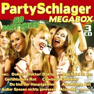 Die Partyschlager-Megabox