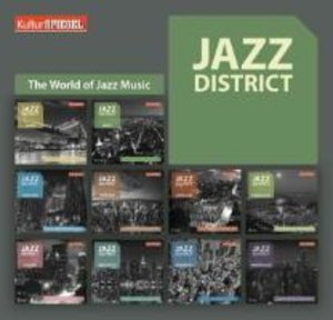 Jazz District - 20CD Box (KulturSPIEGEL)