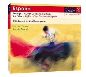 Espana-Rodrigo Guitar Concerto